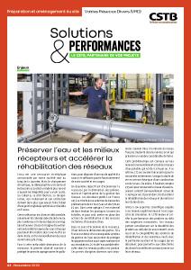 Solutions & Performances – Numéro 4 : « Voiries Réseaux Divers (VRD) »