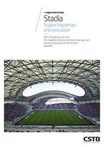 Stadia. Supporting design and renovation
