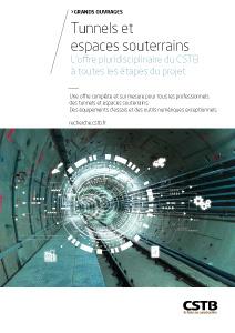 Tunnels et espaces souterrains
