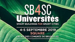 Universités d'été de la SBA, Bruxelles
