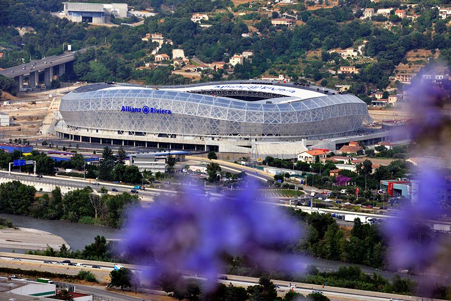 Euro 2016 - Stade Allianz Riviera, Nice