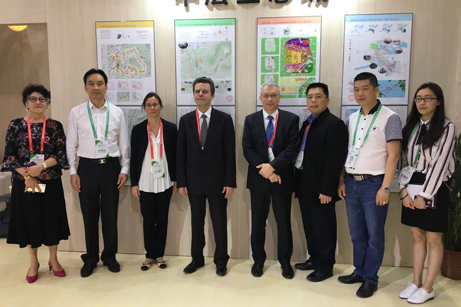 5 villes chinoises primées Eco-cités 04