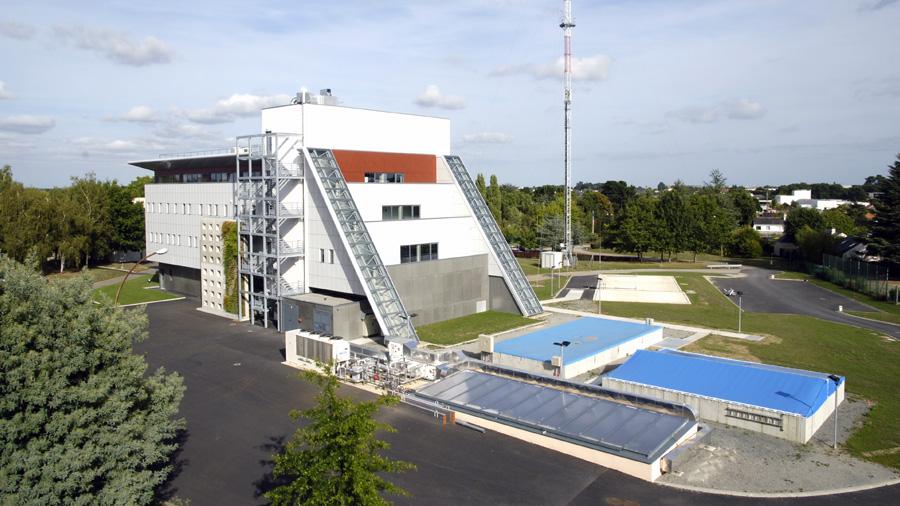 Plateforme Aquasim dédiée à la gestion durable de l'eau - CSTB Nantes