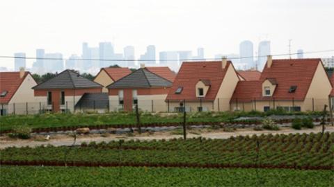 Socio-urban analysis of Bois Rochefort neighborhood