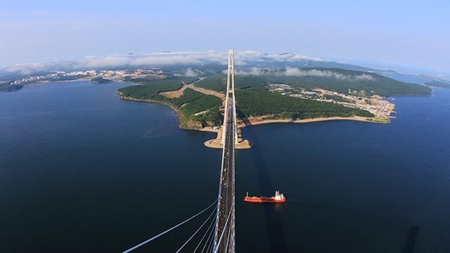 Russky viaduct