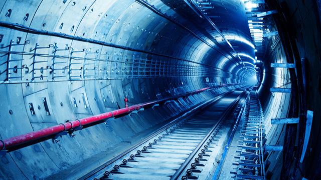 Vibrations et bruit solidien de tunneliers