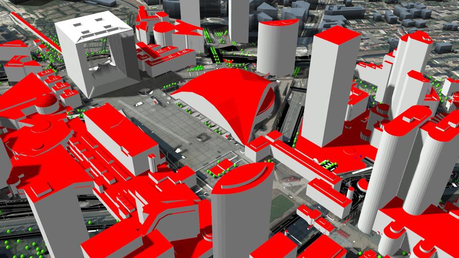 Renforcer la prise en compte du confort urbain avec le BIM