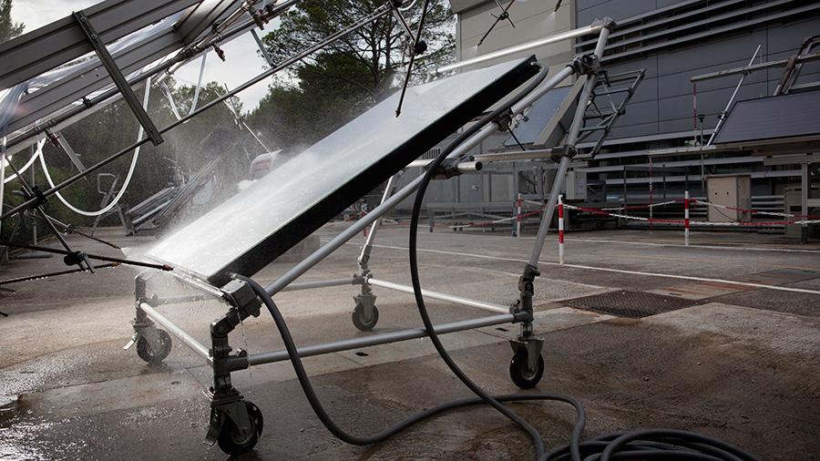 Laboratoire d'essais des procédés solaires