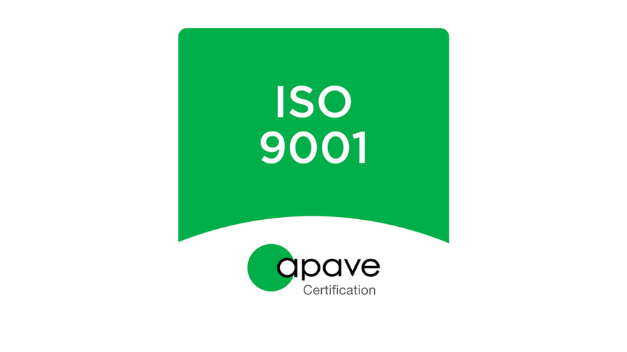 APAVE ISO 9001